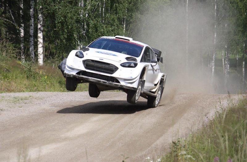 Rallyefahrer Ausdauersportler