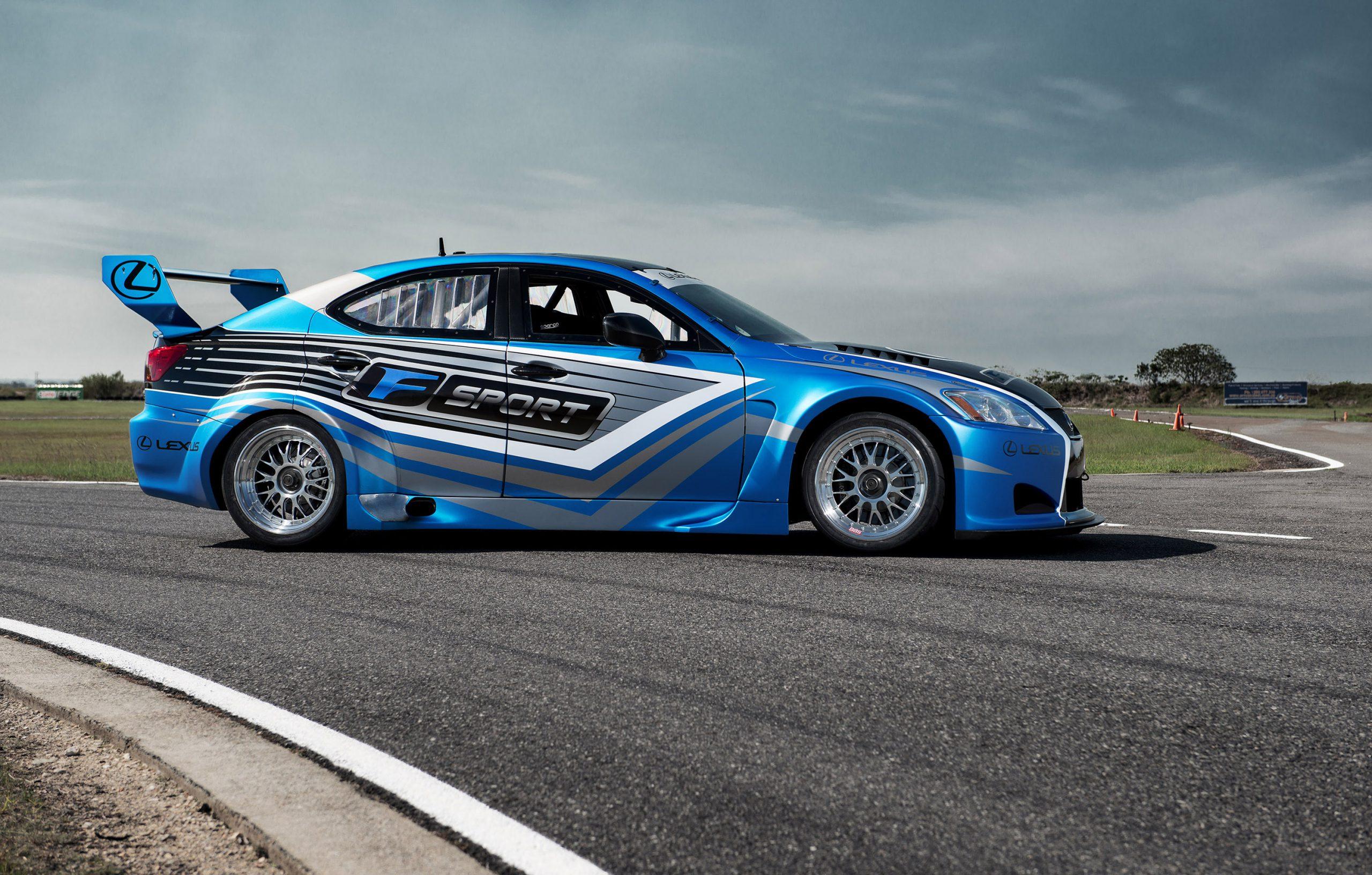 Racing auto